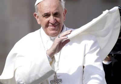 El Papa humilde