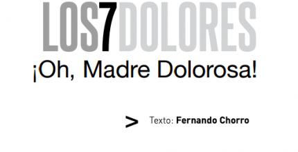 Los 7 Dolores de María 2015