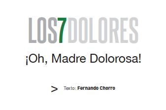 Los 7 Dolores de María 2016