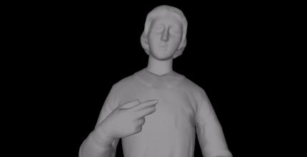 La réplica: 3D