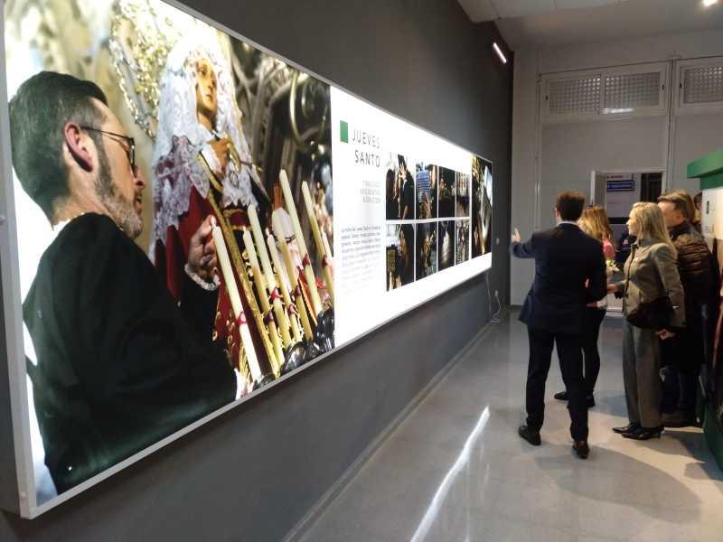 """""""Jueves Santo: Traslado, Encuentro y Oración"""" nueva colección de fotografías del museo de la Dolorosa"""