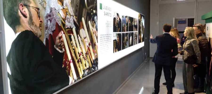 «Jueves Santo: Traslado, Encuentro y Oración» nueva colección de fotografías del museo de la Dolorosa
