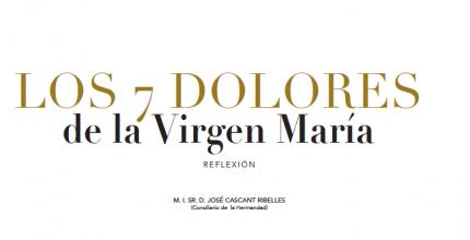 Los 7 Dolores de María 2021