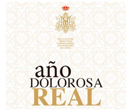 Programa de actos del AÑO REAL de la Real e Ilustre Hermandad